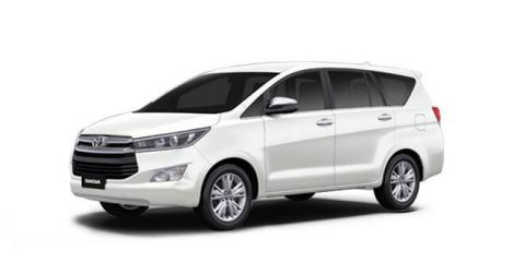 Hire Innova Crysta Cab