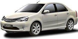 Hire Toyota Etios
