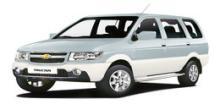 Hire Chevrolet Tavera Cab online